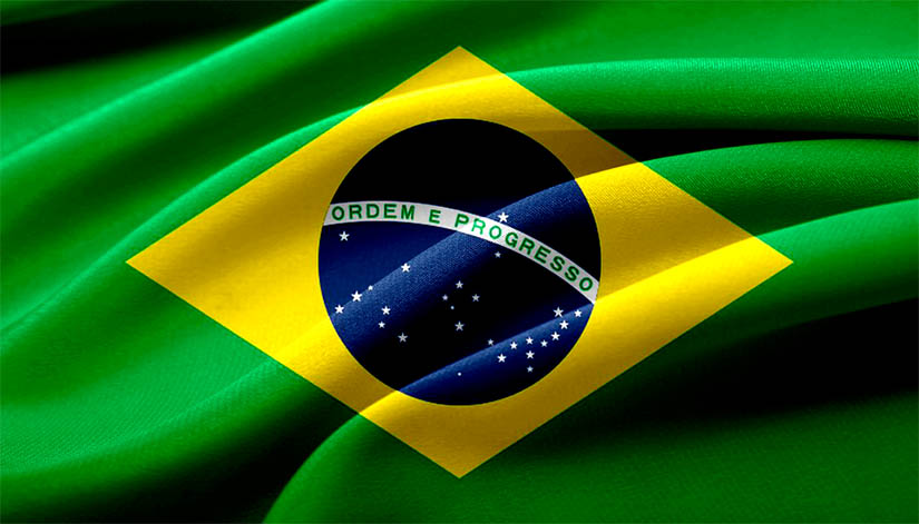 Número de anos do Brasil